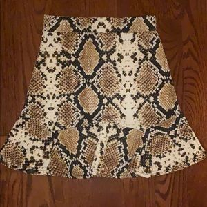 Pretty Little Thing Mini Skirt